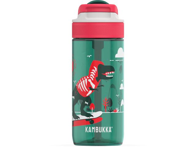 Kambukka Lagoon Bottle 500ml Kids, dino boardflip